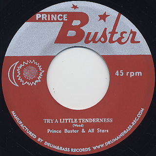 Prince Buster & All Stars / Change Is Gonna Come back