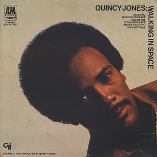 Quincy Jones / Walking In Space