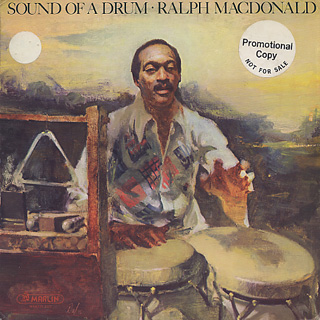 Ralph MacDonald / Sound Of A Drum front