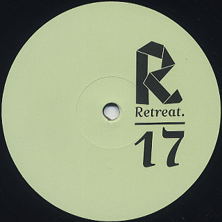 Session Victim / Two Man House Band EP label