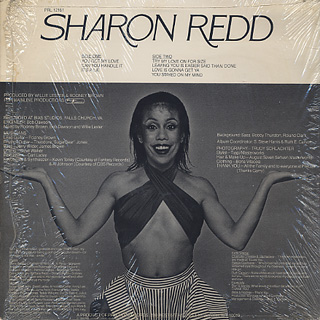 Sharon Redd / Sharon Redd back