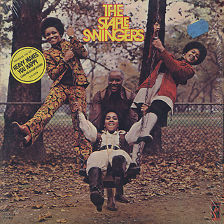 Staple Singers / S.T. front
