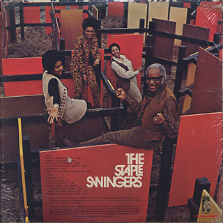 Staple Singers / S.T. back