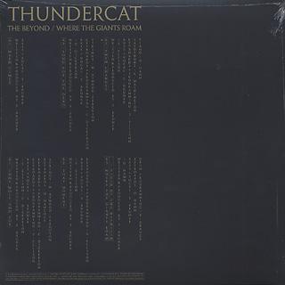 Thundercat / The Beyond/Where The Giant Roam back