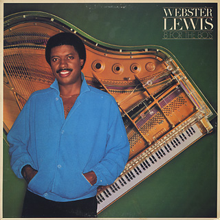 Webster Lewis / 8 For The 80's