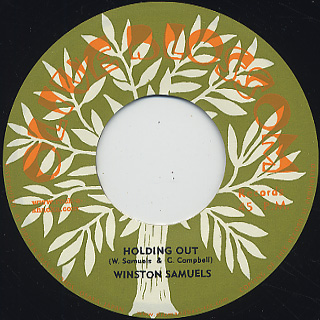 Winston Samuels / Holding Out