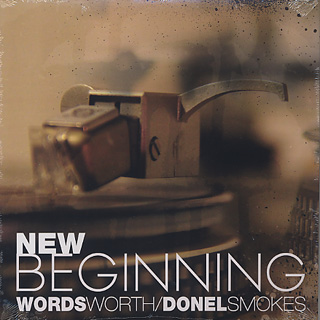 Wordsworth & Donel Smokes / New Beginning front