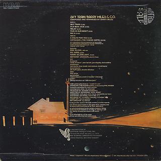 Barry Miles & Co. / Sky Train back