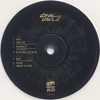 Cool Uncle / Cool Uncle label