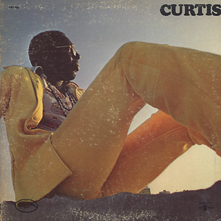 Curtis Mayfield / Curtis front