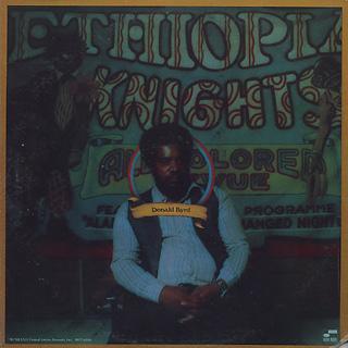 Donald Byrd / Ethiopian Knight