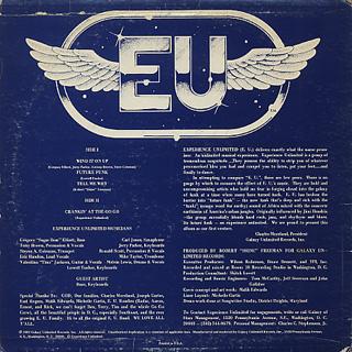 E.U. / Future Funk back