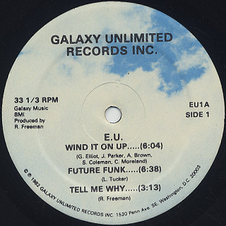 E.U. / Future Funk label