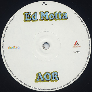 Ed Motta / AOR label