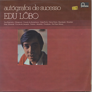 Edu Lobo / Autografos De Sucesso