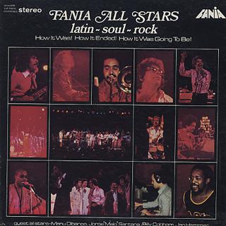 Fania All Stars / Latin - Soul - Rock