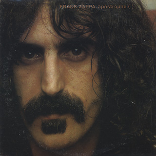 Frank Zappa / Apostrophe (') front