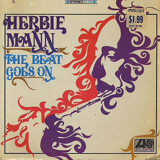 Herbie Mann / The Beat Goes On