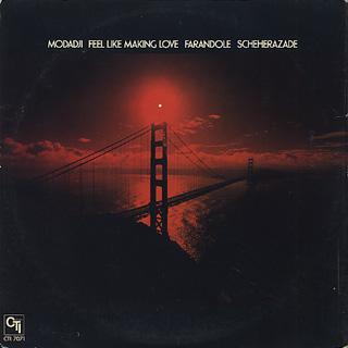 Hubert Laws / The San Francisco Concert back