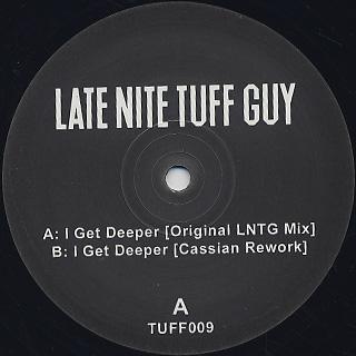 LNTG / I Get Deeper