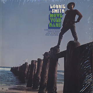 Lonnie Smith / Move Your Hand back