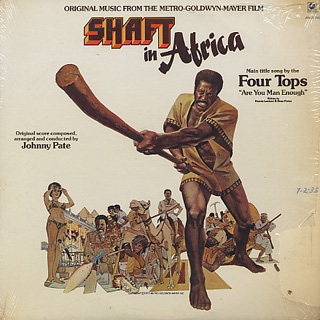 O.S.T.(Johnny Pate) / Shaft In Africa