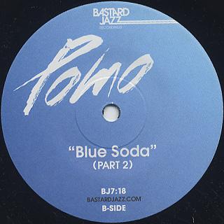 Pomo / Blue Soda back