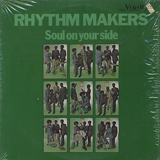 Rhythm Makers / Soul On Your Side