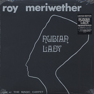 Roy Meriwether / Nubian Lady