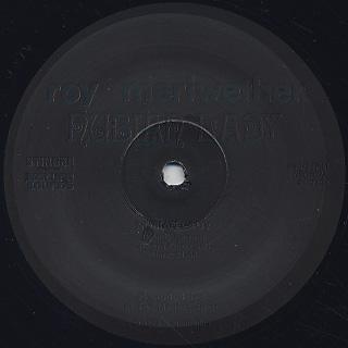 Roy Meriwether / Nubian Lady label