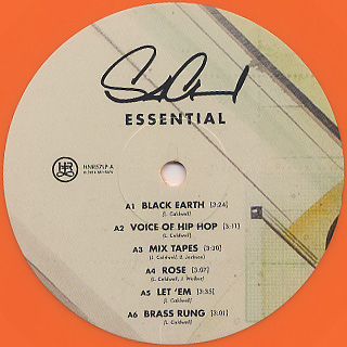 Sach / Essential label