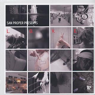San Proper / L.O.V.E.