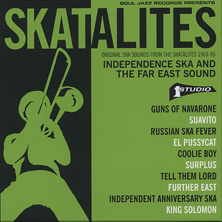 Skatalites / Original Ska Sounds From The Skatalites 1963-65