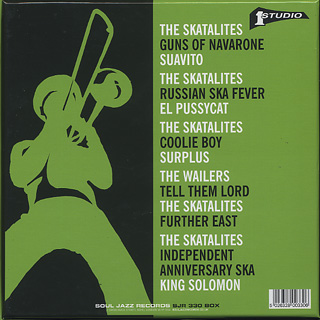 Skatalites / Original Ska Sounds From The Skatalites 1963-65 back