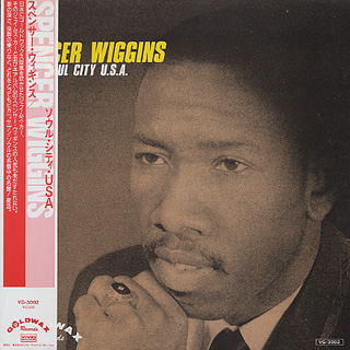 Spencer Wiggins / Soul City U.S.A.