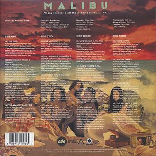Anderson .Paak / Malibu back