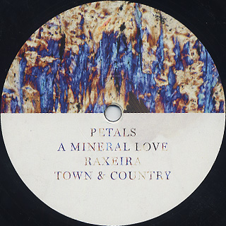 Bibio / A Mineral Love label
