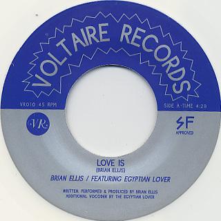 Brian Ellis / Love Is