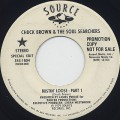 Chuck Brown & The Soul Searchers / Bustin' Loose (45)