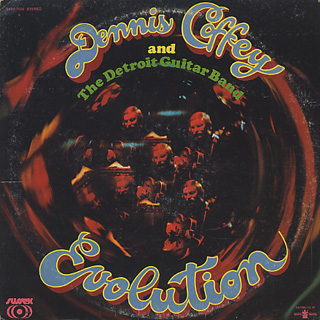 Dennis Coffey And The Detroit Guitar Band / Evolution