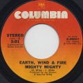 Earth, Wind & Fire / Mighty Mighty c/w Drum Song