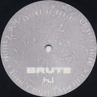 Fatima Al Qadiri / Brute label