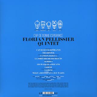 Florian Pellissier Quintet / Cap De Bonne Esperance back