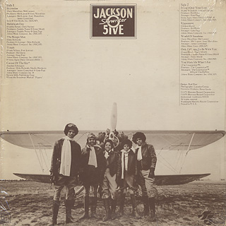 Jackson 5 / Skywriter back