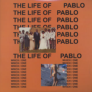 Kanye West / The Life Of Pablo front