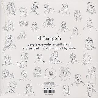 Khruangbin / People Everywhere (Still Alive) back