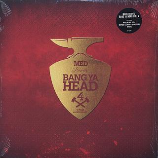 MED / Bang Ya Head 4: 10 Year Anniversary