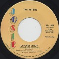 Meters / Chicken Strut c/w Hey! Last Minute