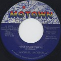 Michael Jackson / Got To Be There c/w Maria (You Were The Only One)