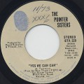 Pointer Sisters / Yes We Can Can